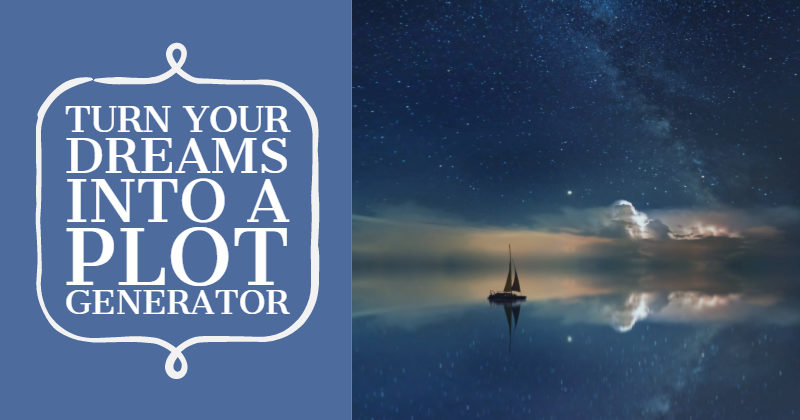 Turn Your Dreams Into A Plot Generator