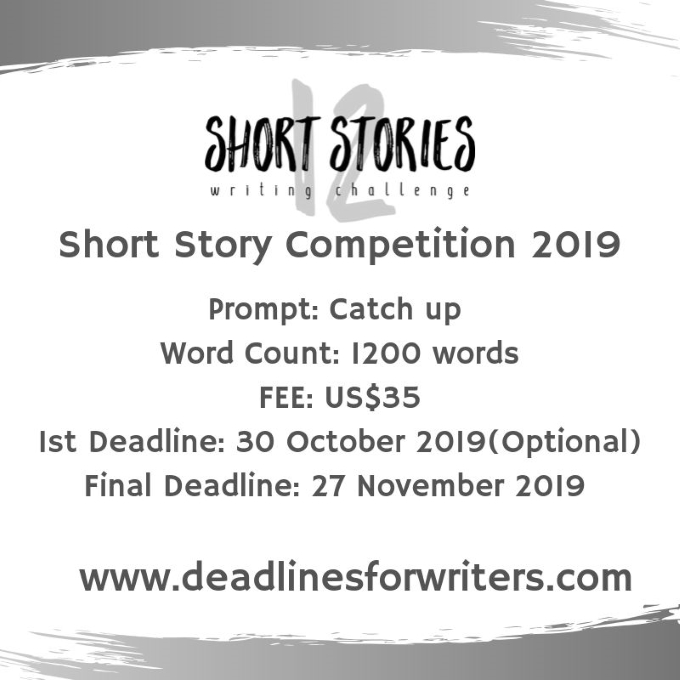 12 short stories competition 2019