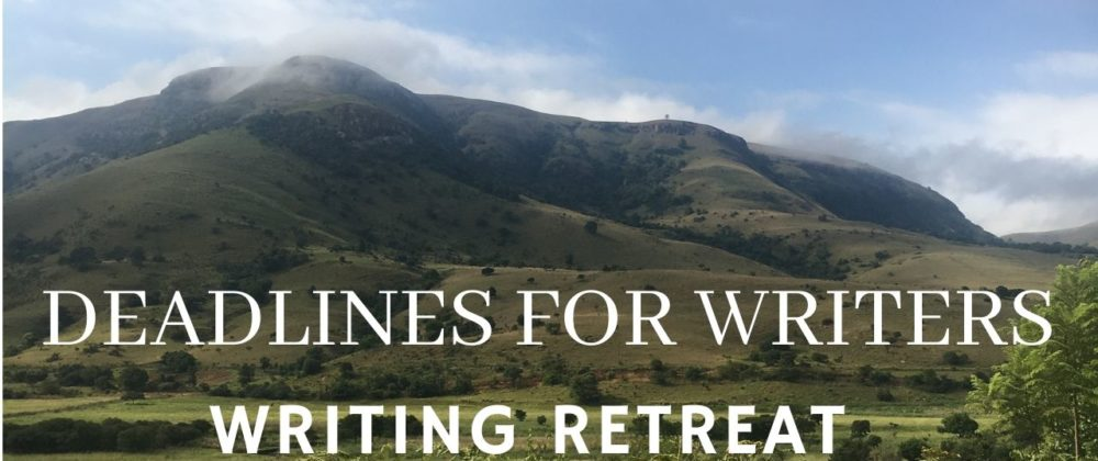 Deadlines For Writers Retreat