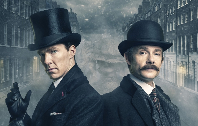 Doctor Watson & Sherlock Homes - Sidekicks & What They Do For Your Story