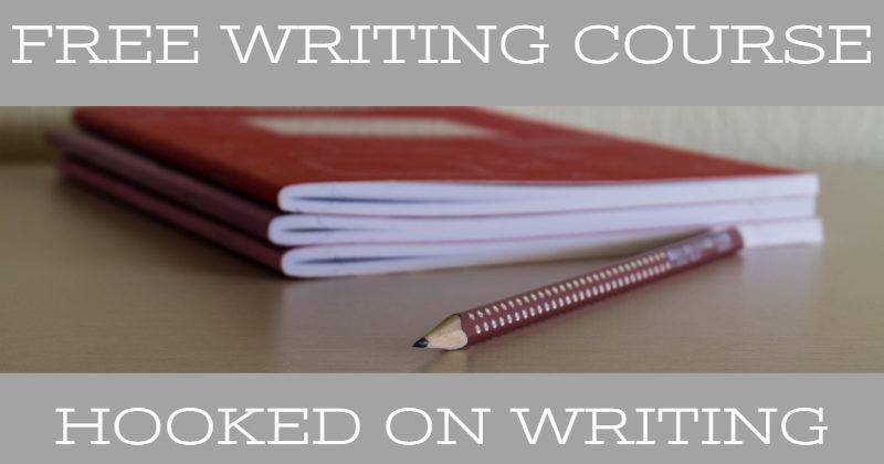 Hooked On Writing - Create A Writing Habit