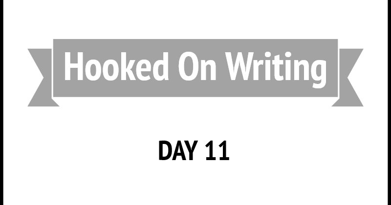 Free Course Hooked On Writing 11
