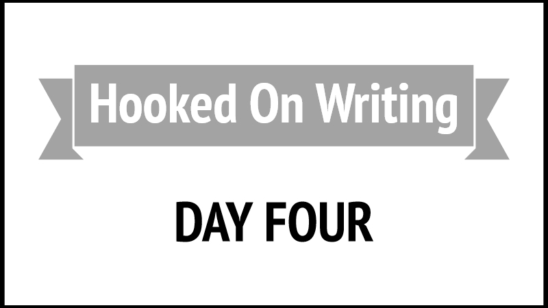 Free Course Hooked On Writing 4