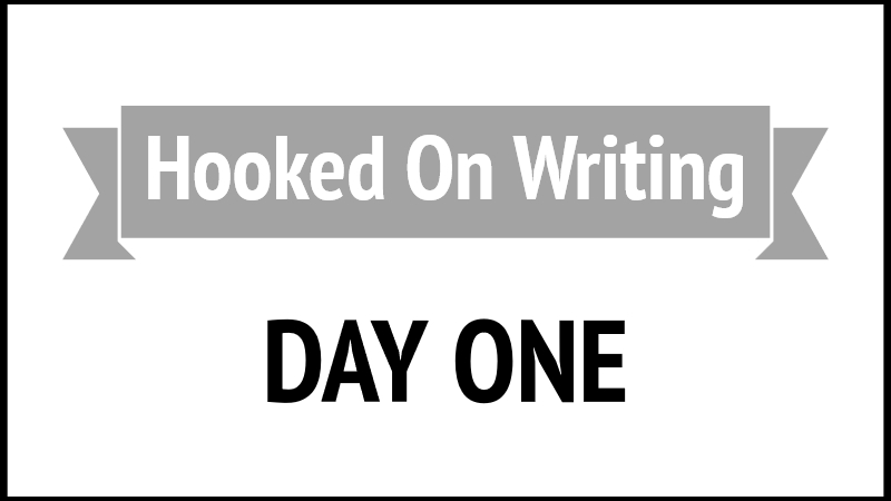Free Course Hooked On Writing 1