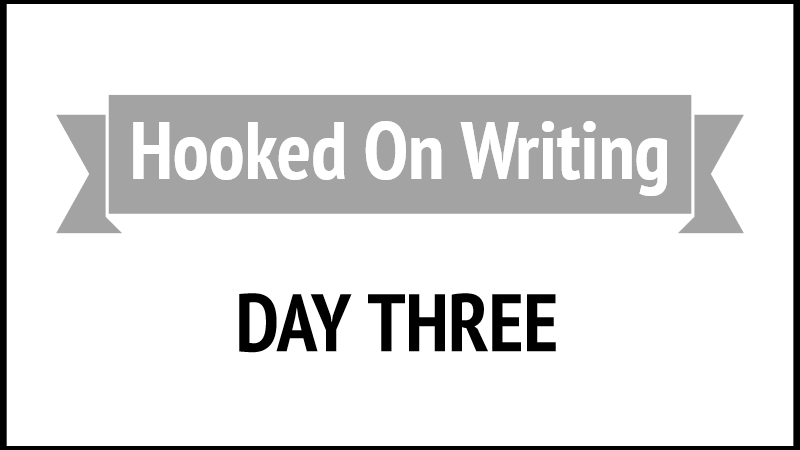 Free Course Hooked On Writing 3