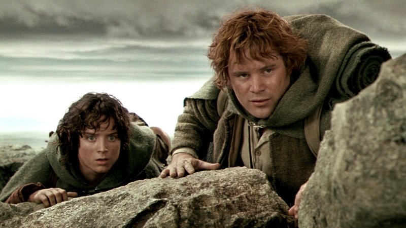 Samwise & Frodo - - Sidekicks & What They Do For Your Story