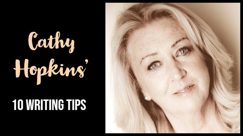 Cathy Hopkins Top 10 Writing Tips