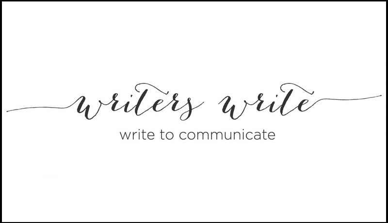Writers Writing Resource