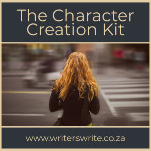 The Character Creation Kit