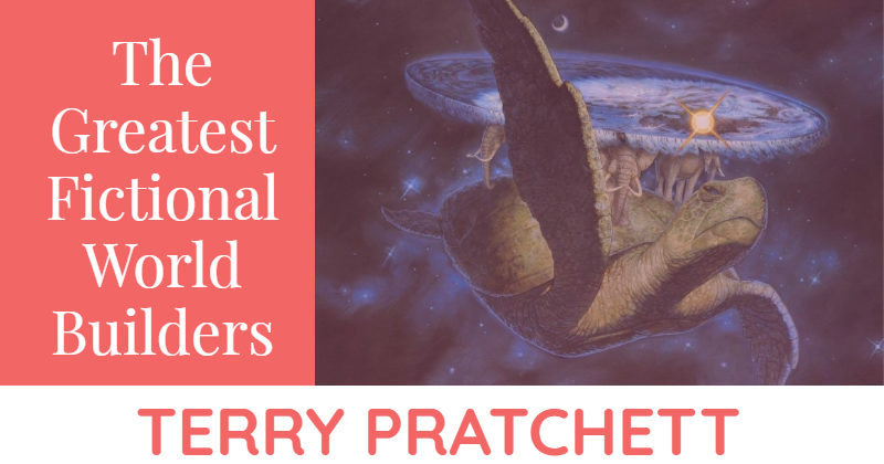Greatest Fictional World Builders Terry Pratchett