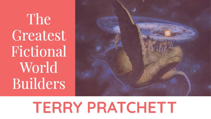Greatest Fictional World Builders Terry Pratchett