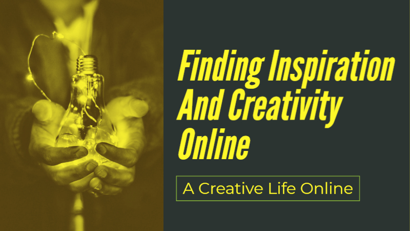 Finding Inspiration And Creativity Online