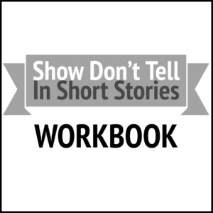 learn how to show and not tell in short stories
