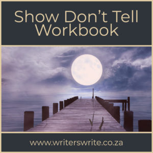How To Show & Not Tell In Short Stories Workbook