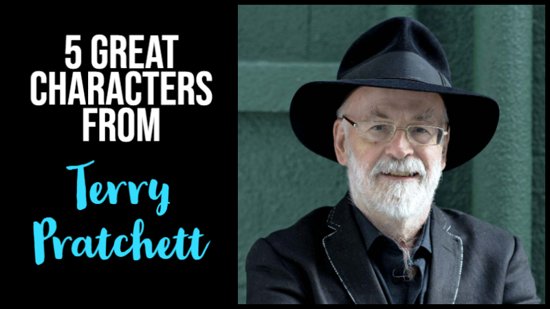 5 Great Characters From Terry Pratchett