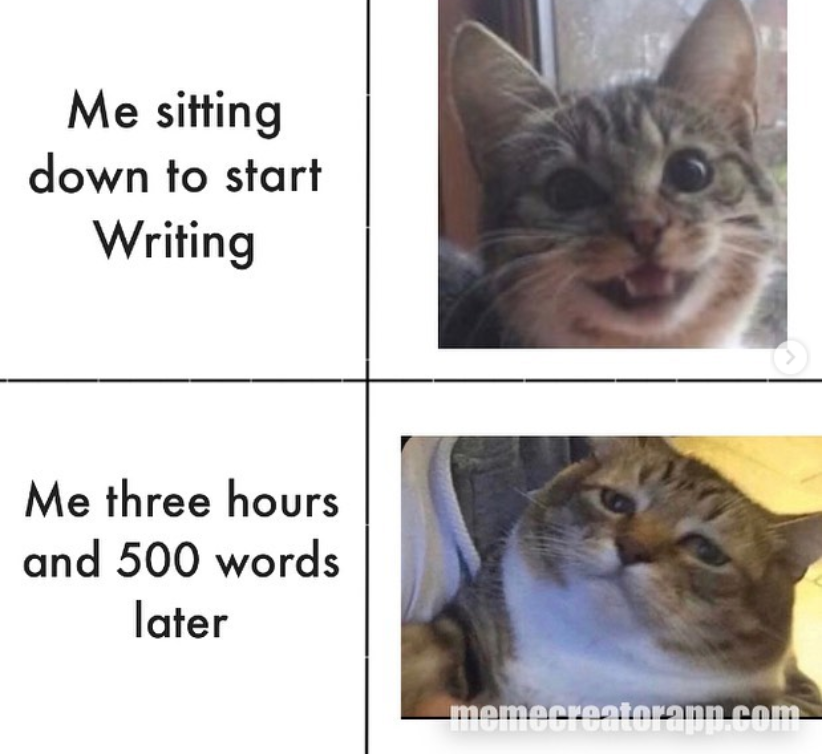 500 Words Later Writers Write