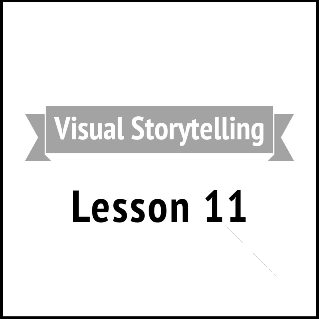 Visual Storytelling 11