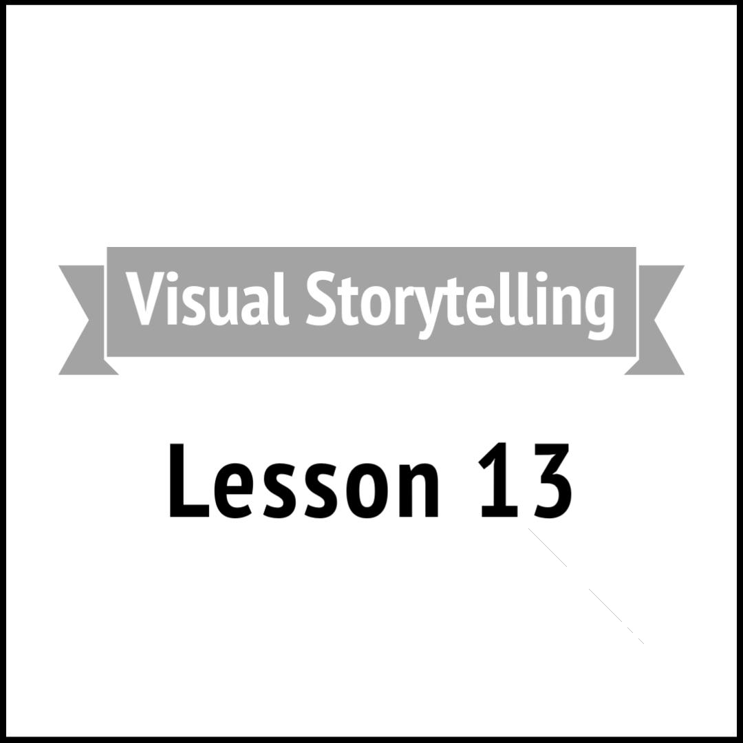 Visual Storytelling 13