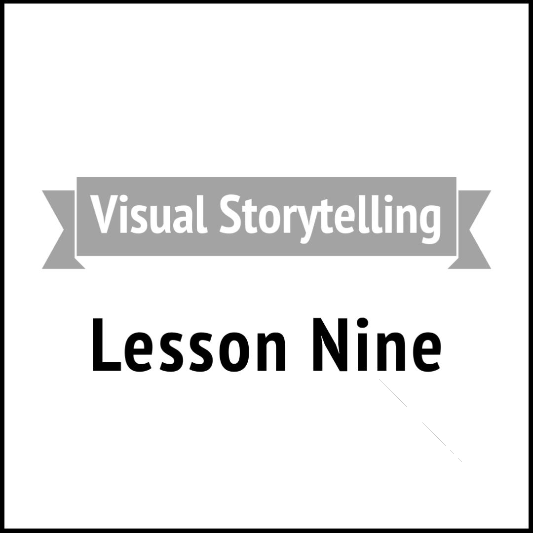 Visual Storytelling 9