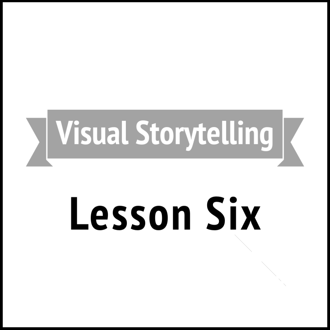 Visual Storytelling 6