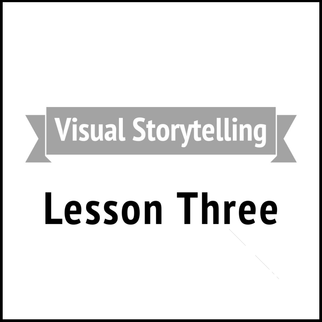 Visual Storytelling 3