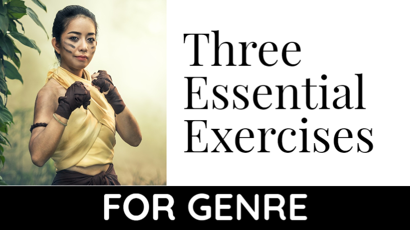 3 Essential Exercises For Writing In A Genre