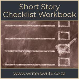 Short Story Checklist Workbook