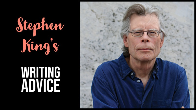 10 Bits Of Writing Advice From Stephen King