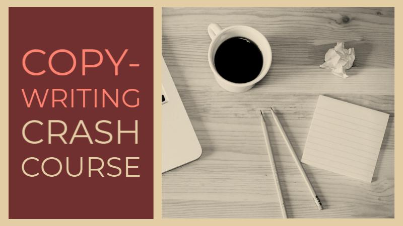 The Essential Copywriting Crash Course