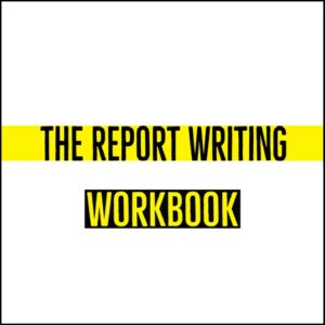 Report Writing Workbook