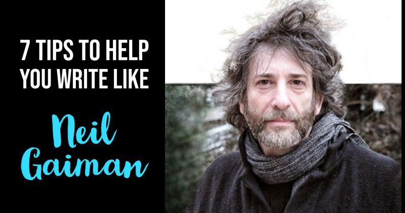 7 Tips To Help You Write Like Neil Gaiman