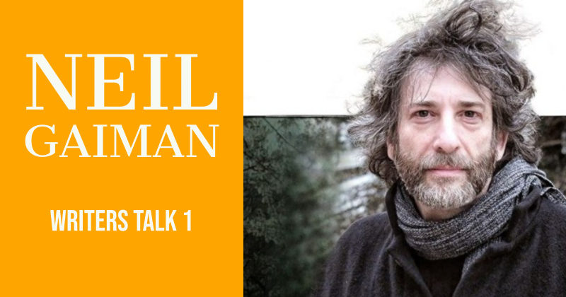 Neil Gaiman Writers Talk