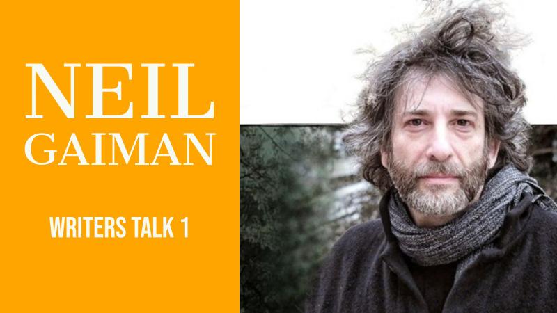 Neil Gaiman Writers Talk