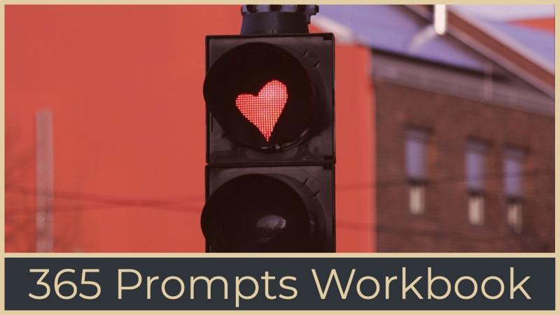 365 Writing Prompts Workbook