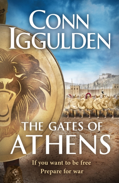 The Book of Athens by Conn Iggulden