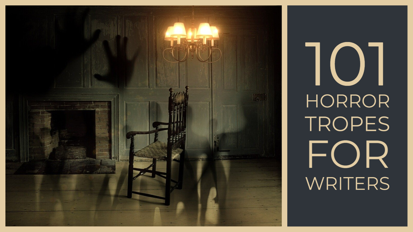 101 Horror Tropes for Writers