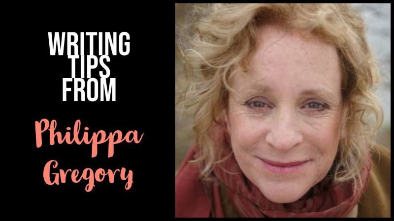 Writing Tips From Philippa Gregory