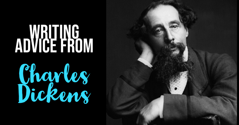 7 Bits Of Writing Advice From The Works Of Charles Dickens