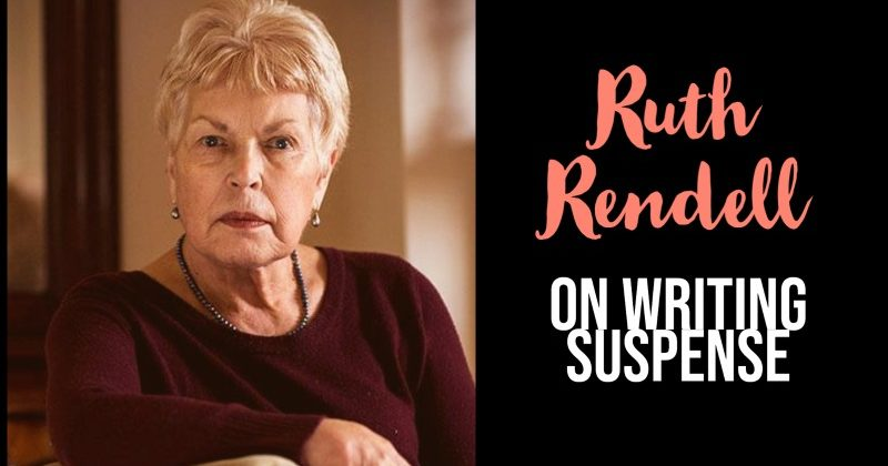 Ruth Rendell On Writing Suspense