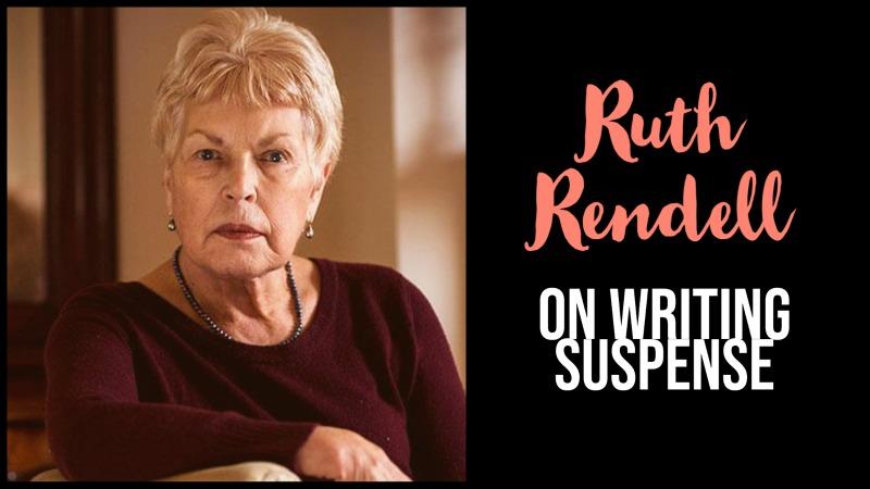 Ruth Rendell On Writing Suspense
