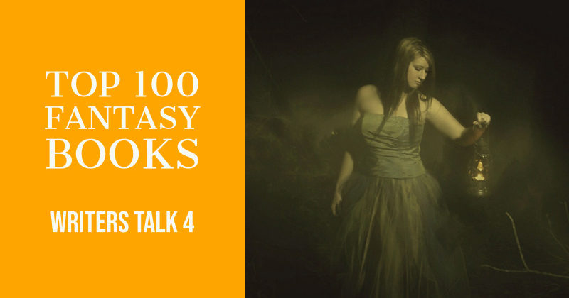 The top 100 fantasy books
