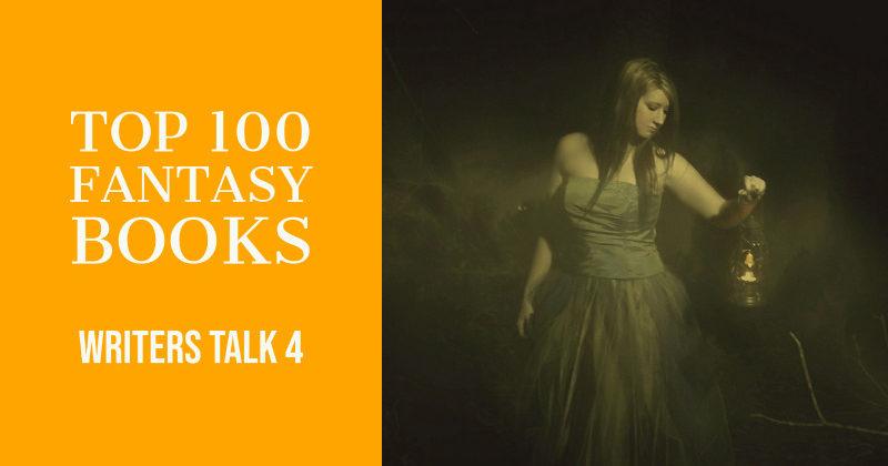 The top 100 fantasy books