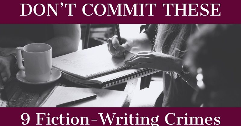 Fiction-Writing Crimes