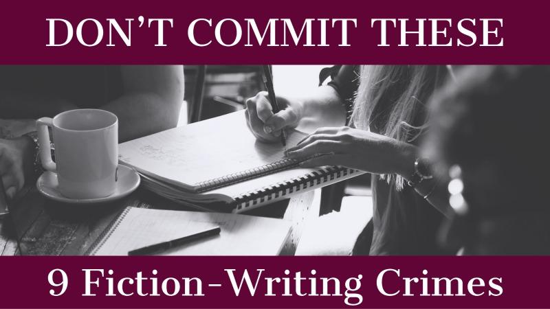 Fiction-Writing Crimes