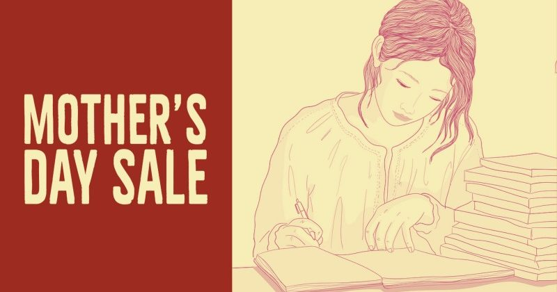 Mother's Day Sale Writing Courses