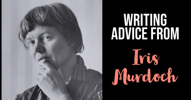 5 Bits Of Writing Advice From Iris Murdoch