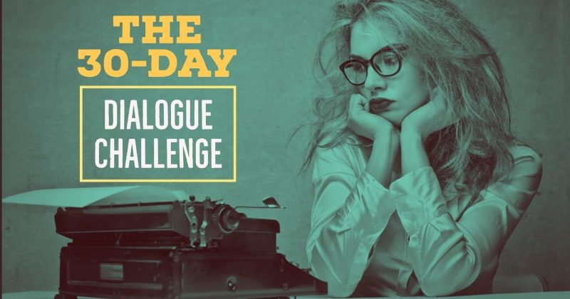 The 30-Day Dialogue Challenge