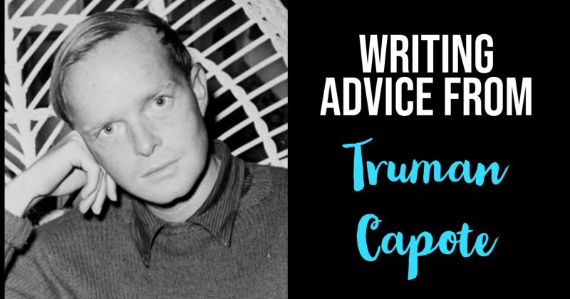 7 Bits Of Writing Advice From Truman Capote