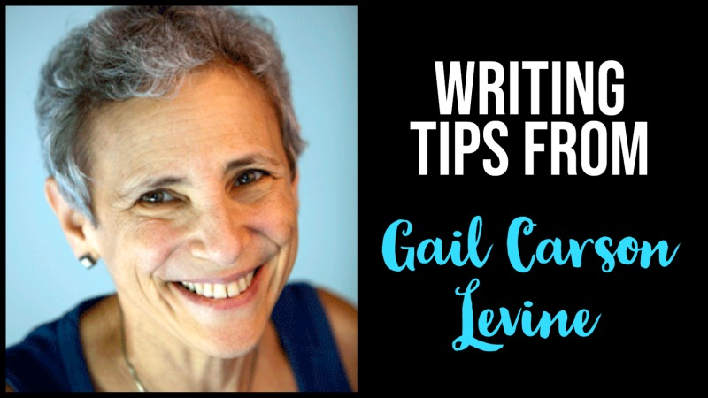 Gail Carson Levine's 7 Rules For Writing